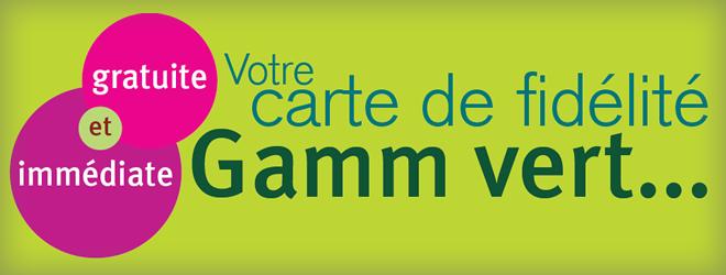 Gamm vert Ile de la Réunion